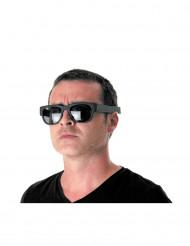 Gafas slap negras adulto