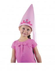 Sombrero de hada de color rosa para Niña