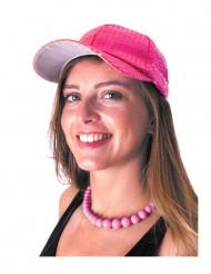 Gorra deportiva deporte con lentejuelas