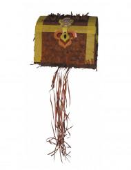 Piñata cofre de pirata