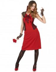 Disfraz de vampiresa sexy Mujer