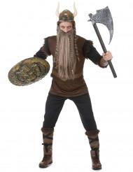 Disfraz de vikingo adulto