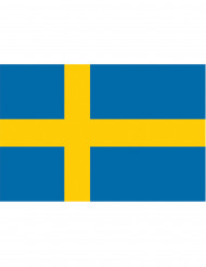 Bandera suecia 90 x 150 cm
