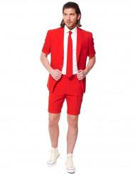 traje de verano Mr Rojo Hombre Opposuits™