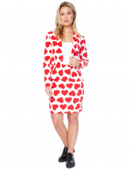 Traje Mrs. Corazones mujer Opposuits™