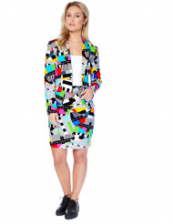 Traje Mrs. Techicolor mujer Opposuits™