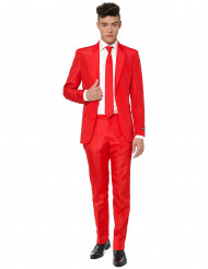 Traje Mr Solid Rojo Hombre Suitmeister™