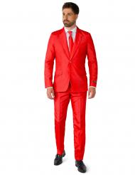 Traje Mr Solid Rojo Hombre Suitmeister™