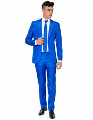 Traje Mr Solid Azul Hombre Suitmeister™