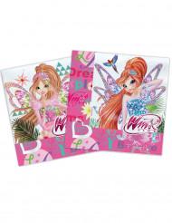 20 servilletas papel Winx Butterflix™ 33x33cm