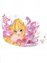 6 diademas de cartón Winx Butterflix™