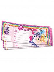 20 tarjetas de invitación My Little Pony™