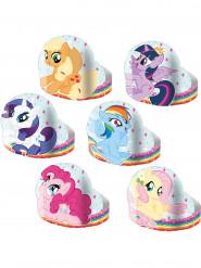 6 diademas de cartón My Little Pony™