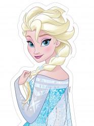 Oblea Elsa Frozen™ 25x13 cm