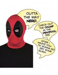 Pasamontañas Deadpool™ con bocadillos