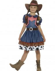 Disfraz cowgirl tejana niña
