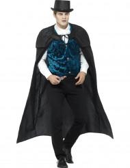 Disfraz misterio de la sombra victoriana hombre
