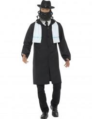 Disfraz de Rabino adulto