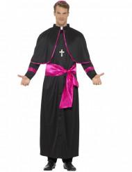 Disfraz sacerdote hombre