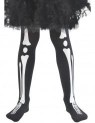 Medias esqueleto niño Halloween