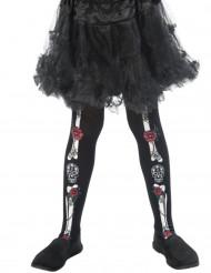 Pantys esqueleto niño Día de los muertos