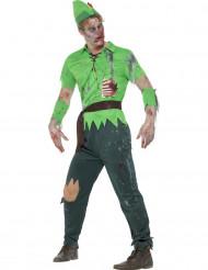 Disfraz hombre del bosque adulto Halloween
