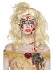 Kit maquillaje princesa zombie mujer Halloween