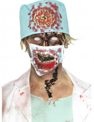 Kit cirujano zombie adulto Halloween