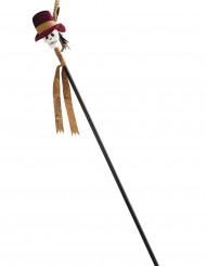 Bastón vudú 120 cm