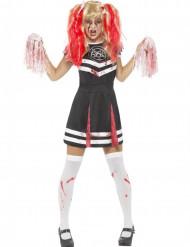 Disfraz animadora satánica mujer Halloween