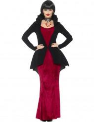 Disfraz vampiro royal mujer Halloween
