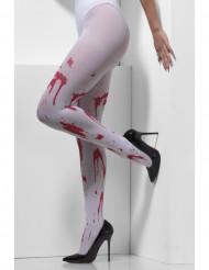 Medias sangrientas adulto Halloween