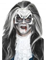 Prótesis gomaespuma látex vampiro adulto Halloween