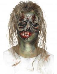 Prótesis gomaespuma látex ojo de zombie adulto Halloween