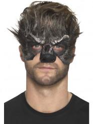 Maquillaje gomaespuma látex hombre lobo adulto Halloween