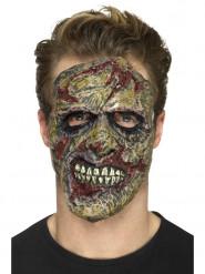 Prótesis gomaespuma látex zombie adulto Halloween
