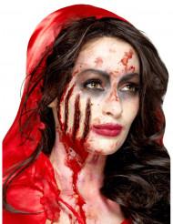 Herida látex fisuras adulto Halloween