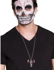 Collar segador ensangrentado adulto Halloween