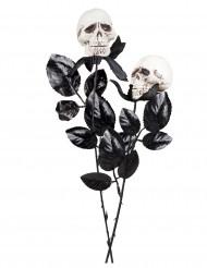 Rosa calavera 45 cm Halloween
