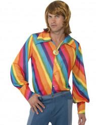 Camisa arocíris hombre