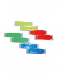 8 mino armónicas de colores