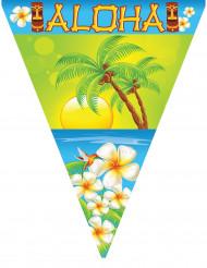 Guirnalda banderines Aloha 5 metros