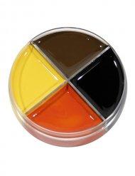 Cofre de maquillaje multicolor diablo 14 g