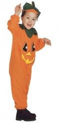 Disfraz calabaza niño Halloween