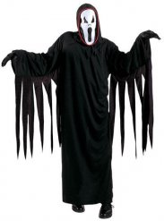 Disfraz fantasma segador niño Halloween