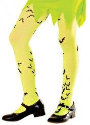 Pantys amarillo neón niña