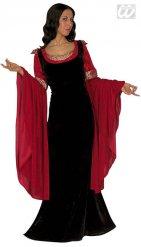 Disfraz vestid medieval mujer
