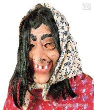 Máscara bruja mujer Halloween