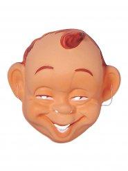 Máscara bebé sonriente adulto