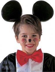 Diadema orejas de ratón niño